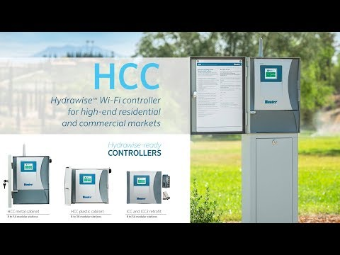Обзор пульта управления HUNTER HCC