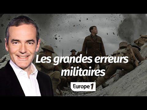 Au cœur de l'Histoire: Les grandes erreurs militaires (Franck Ferrand)
