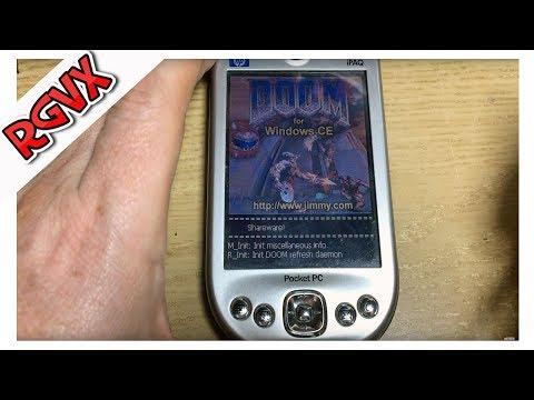 Doom On A Pocket PC : How To Install & Run Tutorial