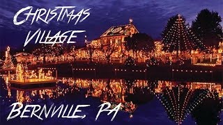 WhatsLife... Presents Christmas NYC We went to Koziar's Christmas Village in Bernville, Pennsylvania and we had an amazing time. The place was decorated with...