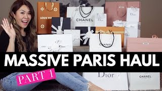 Download Video MASSIVE PARIS HAUL & UNBOXINGS - CHANEL, DIOR, LV & more | Mel in Melbourne MP3 3GP MP4