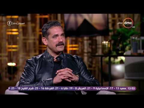 أمير كرارة: ابني يغلق  التليفزيون ولا يشاهدني