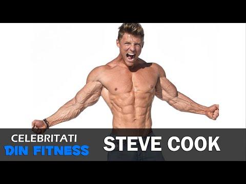 Steve Cook  Celebritati din Fitness #34