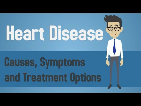 Heart Disease - Causes, Symptoms and Treatment Options