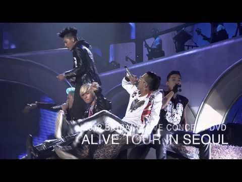 BIGBANG - 2012 LIVE CONCERT DVD