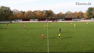 13. Spieltag (Oberliga Hamburg – 31.10.15) SV Lurup – Meiendorfer SV Hamburg Endergebnis: 2:2 (0:1) Tore: 0:1 Fabian...