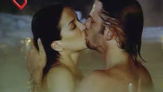 Natalia Oreiro, Sos Mi Vida capitulo 151, besos en el agua