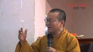 Dẫn nhập triết học Phật giáo 5 - Triết Học của Đức Phật - Thích Nhật Từ