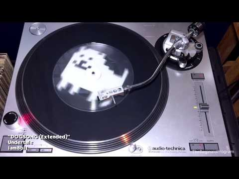 Undertale: DOGSONG (Extended): Side A | Vinyl Rip (iam8bit)