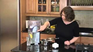 CleanWater® 1.5 Gallon Countertop Filtration System Demo Video Icon