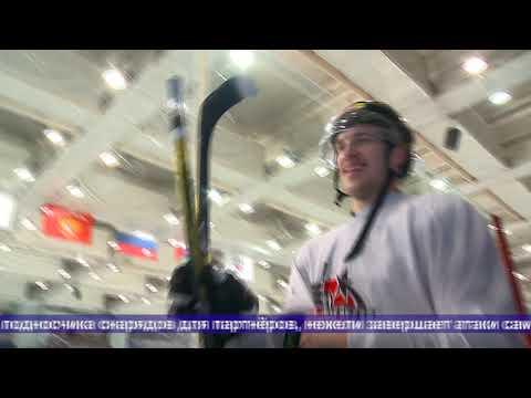 ХК «Рубин» готовится к домашней серии (с комментариями Романа Горбунова и Семёна Иванова)