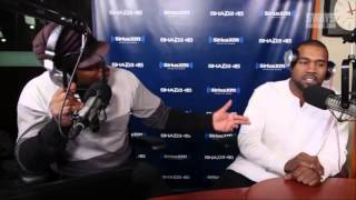 Video KANYE WEST Flips Out on Sway in The Morning Interview HD MP3, 3GP, MP4, WEBM, AVI, FLV Oktober 2018