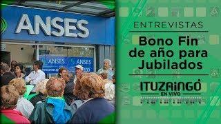 Bono de Jubilados / Ituzaingo En vivo