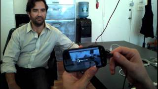 ObscuraCam: The Privacy Camera YouTube video