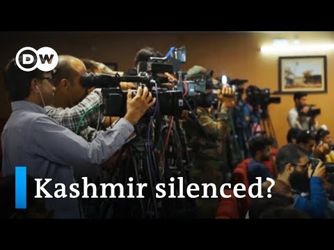 Is India restricting freedom of the press in Kashmir?