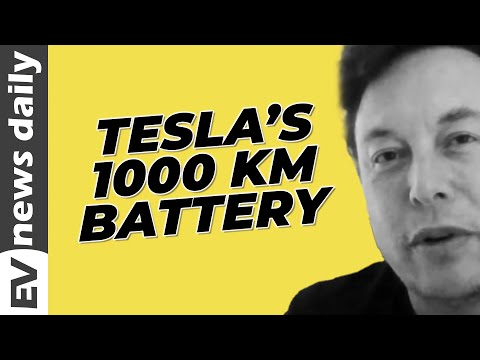 Tesla's Elon Musk reveals the secret to 1000km range, Semi Truck & Berlin Gigafactory
