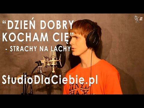 Video Dzień dobry kocham cię - Strachy na Lachy (cover by Adrian Karczewski) download in MP3, 3GP, MP4, WEBM, AVI, FLV January 2017