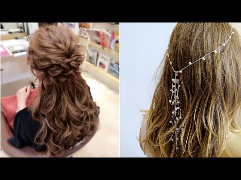 Best Long Hair Hairstyle For Girls New Hairstyle  Beautiful Hairstyles Tutorials Life Hacks  #6