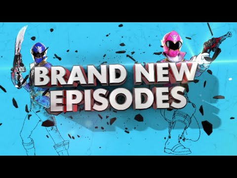 brand new - BRAND NEW episodes of Power Rangers Super Megaforce begin Saturday, August 30th at 12/11c only on Nickelodeon! Watch as the Power Rangers will try to save the future by unlocking the past!...