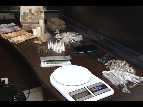 TV Costa Norte - Polícia apreende grande quantidade de drogas em Bertioga