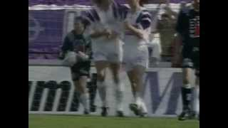 Roger Ljung trifft gegen Austria Salzburg