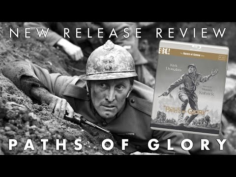 New Release MoC Blu-ray Review | #155 - Paths Of Glory (1957)