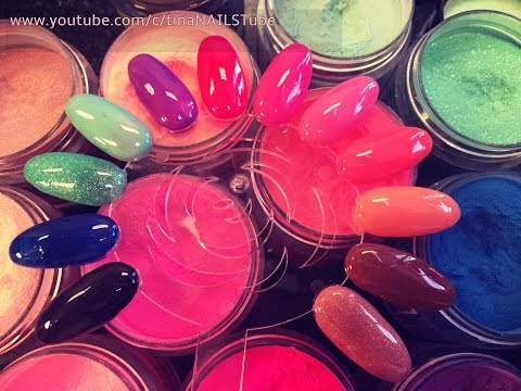 GLAM & GLITS COLOR ACRYLIC COLLECTION