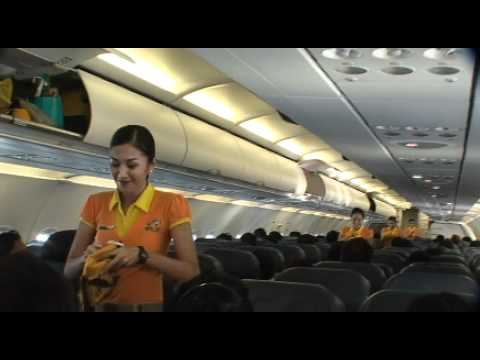 Christmas Flight Safety with Cebu Pacific