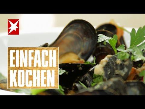 Das ultimative Muschel-Rezept