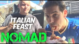 Amendolara Italy  city pictures gallery : Italian Feast of San Gennaro 2016, Little Italy, New York City // Nomad (Ep. 4)