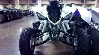 10. 2012 Yamaha Raptor 700R SE Review/ Walk Around