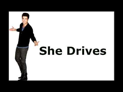 Tekst piosenki Big Time Rush - She Drives po polsku