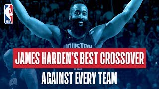 Download Video James Harden's Best Crossover vs Every Team | NBA Career MP3 3GP MP4