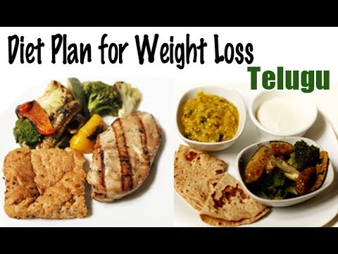 1900 Calories Diet for Weight Loss – Telugu