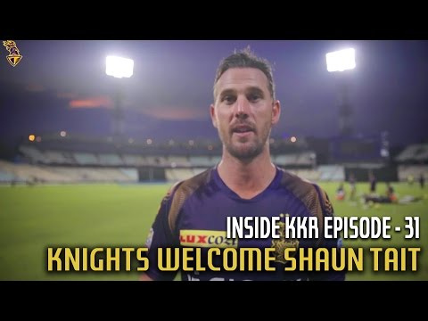 Knights Welcome Shaun Tait | Inside KKR - Episode 31 | VIVO IPL 2016