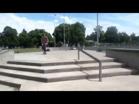Roullier - Skate film.