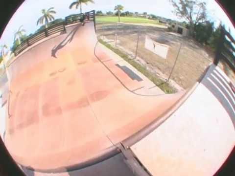 Oelsner YMCA Lake Worth, FL Skatepark Montage