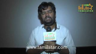 Harish Narayanan at Aaah Movie Press Meet