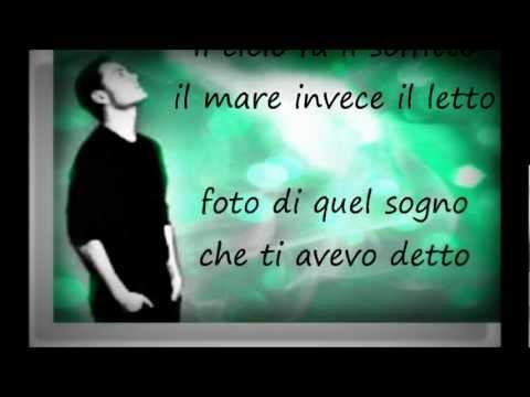 , title : 'Tiziano Ferro - Smeraldo - (con testo)'