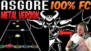 Video ASGORE Metal Version 100% FC (Guitar Hero Custom / Music by RichaadEB) - Undertale MP3, 3GP, MP4, WEBM, AVI, FLV Maret 2018
