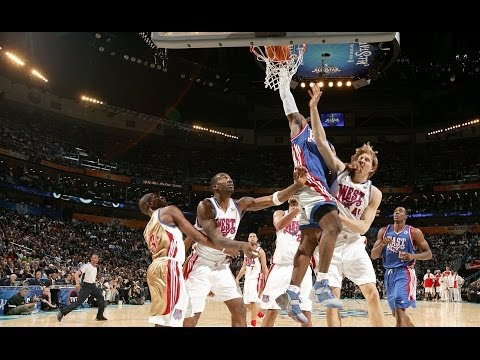 All-Star game : le Top 10 des plus beaux dunks