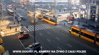 Czołowe zderzenie dwóch tramwajów w Warszawie, jak do tego doszło?