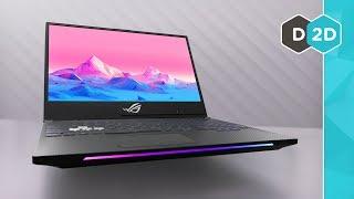 Video ASUS Strix II - The Fastest Gaming Laptop Screen MP3, 3GP, MP4, WEBM, AVI, FLV Juni 2018