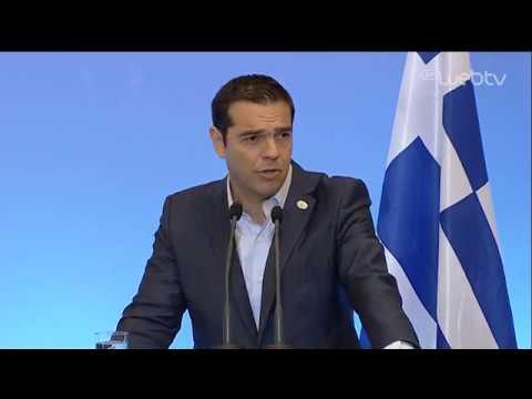 Δηλώσεις στη κοινή Συνέντευξη Τύπου με τον Πρόεδρο της Σερβίας κ. Αλεξάνταρ Βούτσις