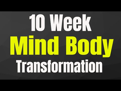 Atkins diet - 10 Week Mind Body Transformation