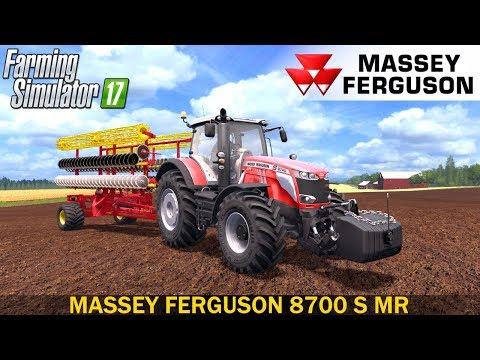 Massey Ferguson 8700S MR V1.1.0.0