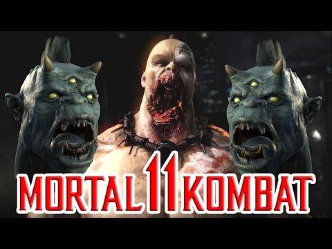 RIP Moloch & Goro Mortal Kombat 11