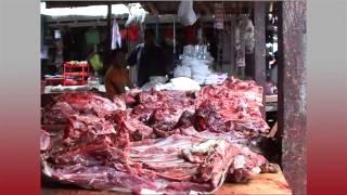 Video The market in Tentena - Sulawesi MP3, 3GP, MP4, WEBM, AVI, FLV November 2017