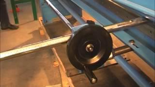 Ручная гильотина MTG 1315 Metalmaster