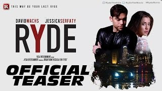 Nonton Ryde Movie   Official Teaser   Vega Entertainment  Hd  Film Subtitle Indonesia Streaming Movie Download